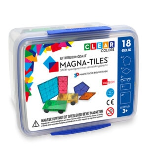 Magna-Tiles Expansion Kit in opbergbox