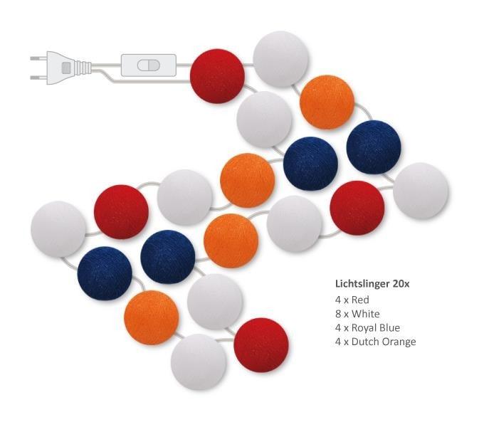 """Cotton Ball Lights Lichtslinger """"Hup-Holland-Hup"""""""