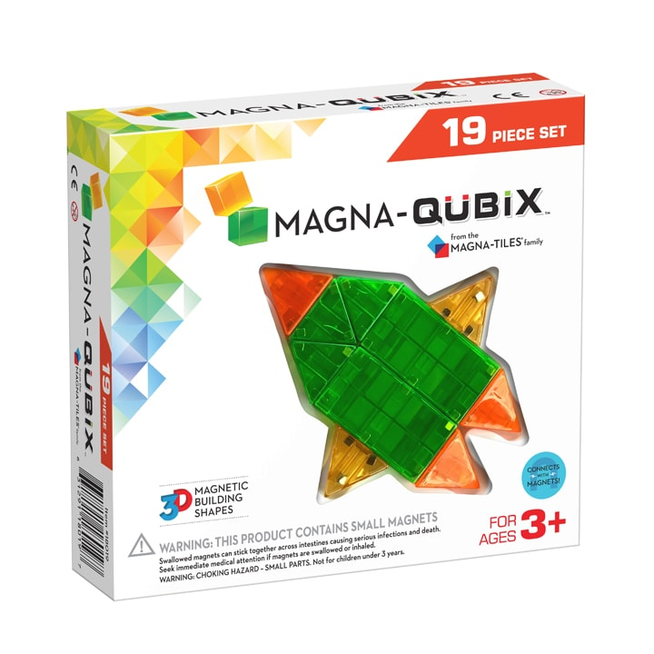 Magna-Qubix 19