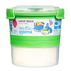 Sistema To Go Lunch Stack 965ml Groen