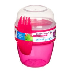 Sistema To Go Snack Capsule 515ml Roze