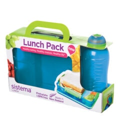 Sistema Lunch Pack Blauw