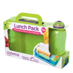 Sistema Lunch Pack Groen