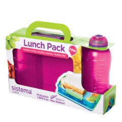 Sistema Lunch Pack Roze