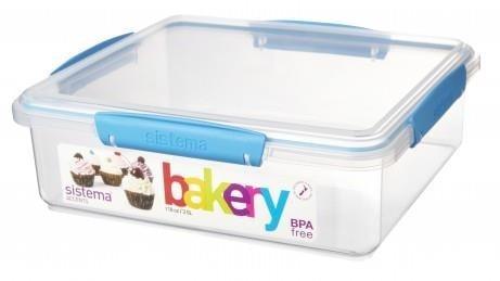 Sistema Accents Bakery Box blauw