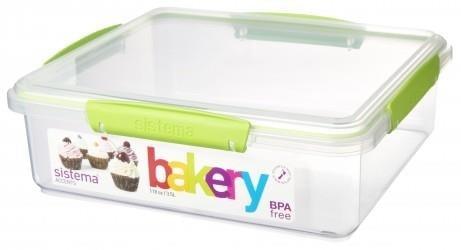 Sistema Accents Bakery Box groen