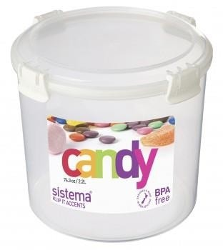 Sistema Accents Candy Box wit