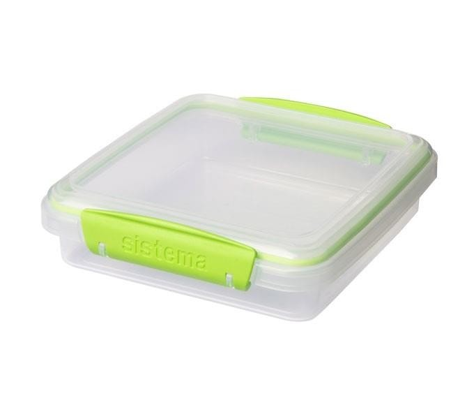 Sistema Sandwich Box To Go - Limegroen