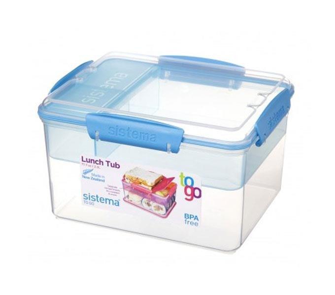 Sistema To Go Lunch Tub Blauw
