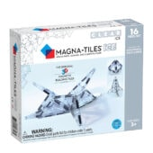Magna-Tiles Clear Ice 16
