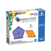 Magna-Tiles Polygons Expansion Set