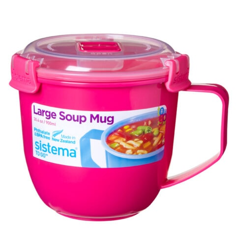 Sistema To Go Soepmok 900ml Roze