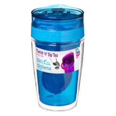 Sistema Tea Infuser 370ml Blauw