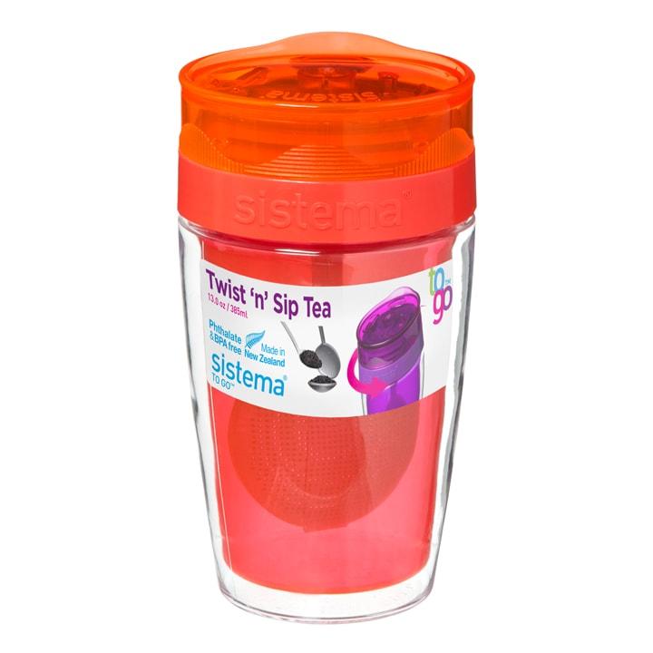 Sistema Tea Infuser 370ml Oranje