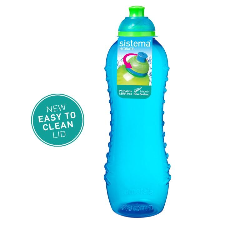 Sistema Squeeze flesje 620ml Blauw
