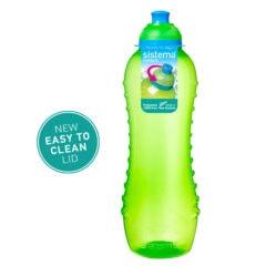 Sistema Squeeze flesje 620ml Groen