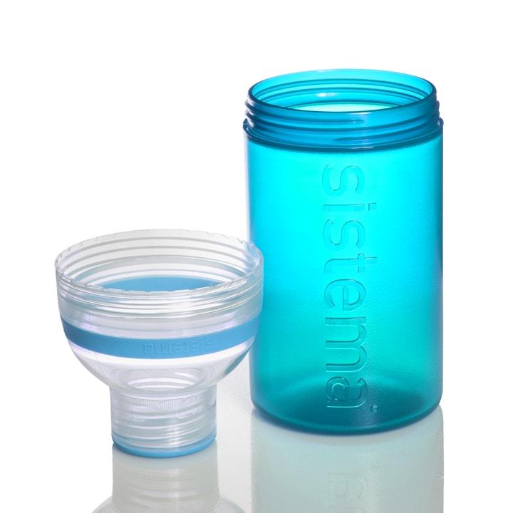 Sistema Hydrate Drinkfles Trio 480ml Azuurblauw