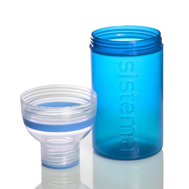 Sistema Hydrate Drinkfles Trio 480ml Blauw