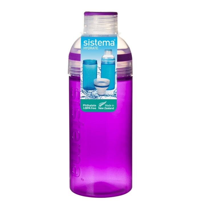 Sistema Hydrate Drinkfles Trio 580ml Paars