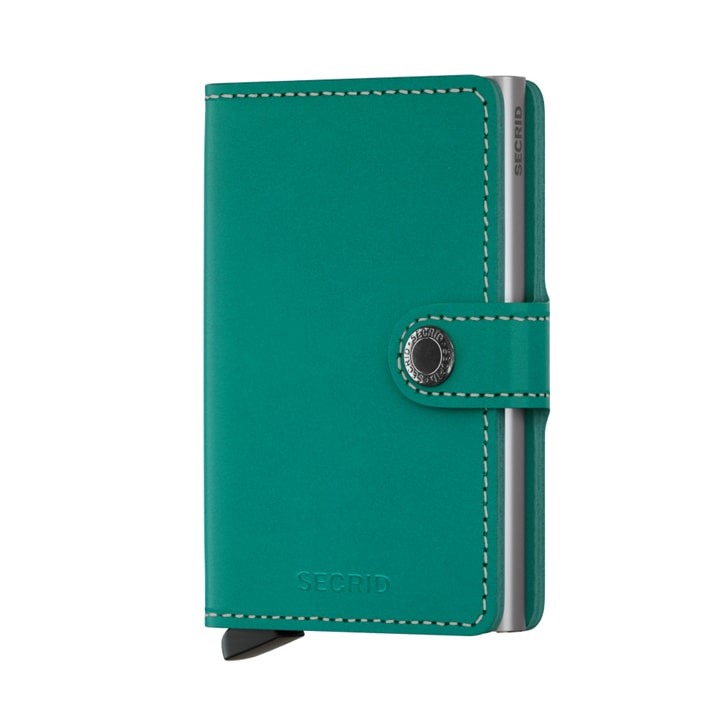 Secrid Miniwallet Original Emerald