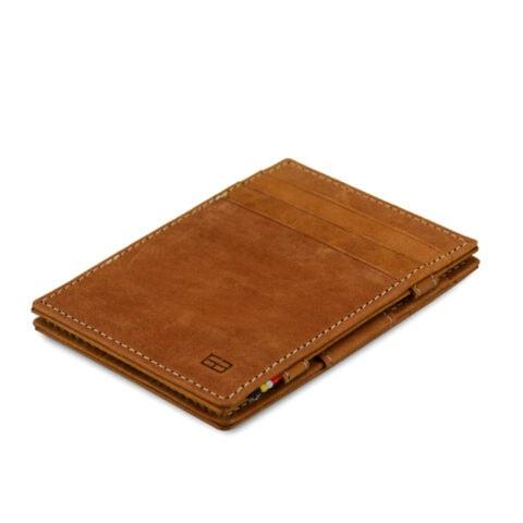 Garzini MW Essenziale Vintage Camel Brown