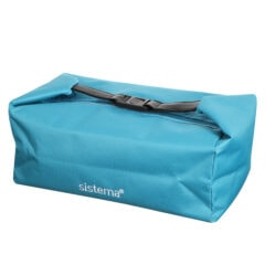 Sistema To Go Lunch Bag Azuurblauw