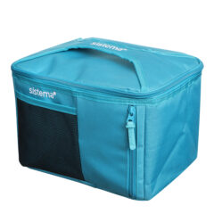 Sistema To Go Mega Fold Up Cooler Bag Azuurblauw