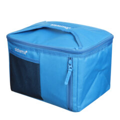Sistema To Go Mega Fold Up Cooler Bag Blauw