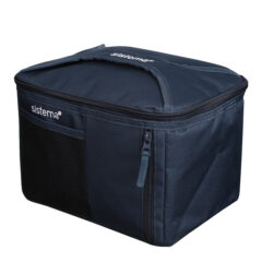 Sistema To Go Mega Fold Up Cooler Bag Marine Blue