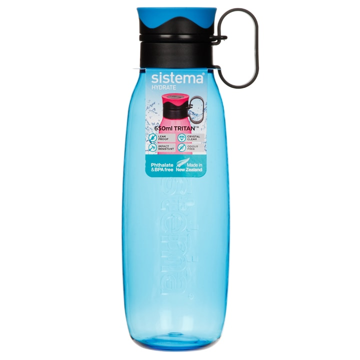 Sistema Hydrate Traverse Drinkfles 650 ml Blauw