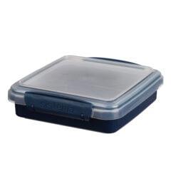 Sistema Renew Sandwich Box 450ml Donkerblauw