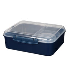 Sistema Renew Bento Lunchbox 1650ml Donkerblauw