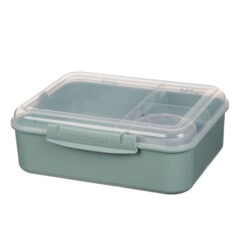 Sistema Renew Bento Lunchbox 1650ml Grijsgroen