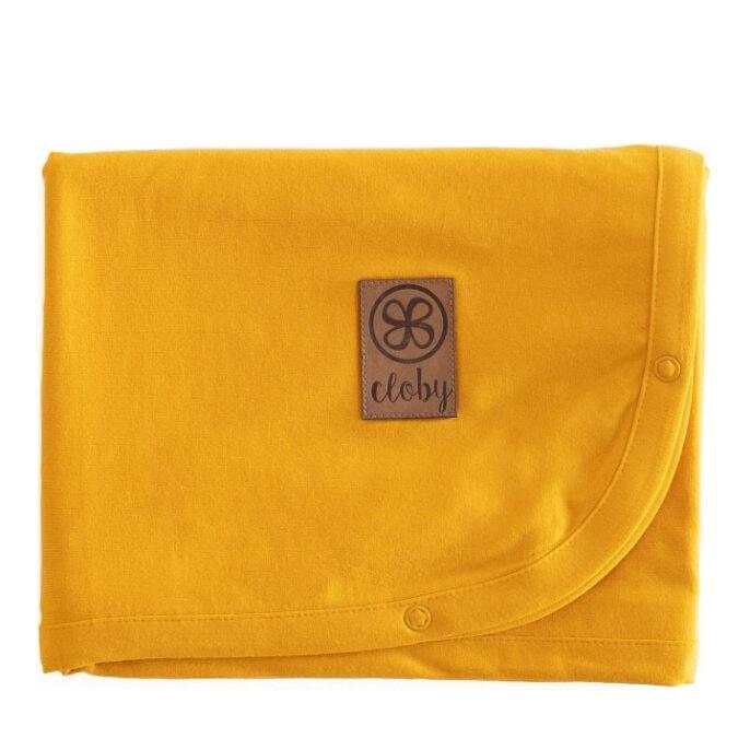 Cloby UV beschermdoek Factor 50 Geel