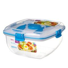Sistema To Go Chill It Saladebox 1.630ml Blauw