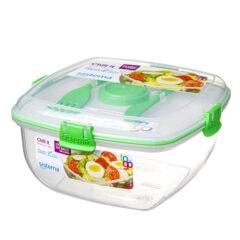 Sistema To Go Chill It Saladebox 1.630ml Groen