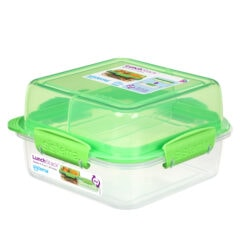 Sistema To Go Lunch Stack 1.240ml Groen