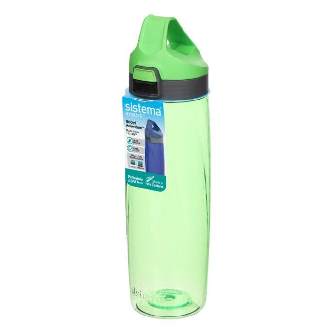 Sistema Hydrate Adventum drinkfles 900ml Groen