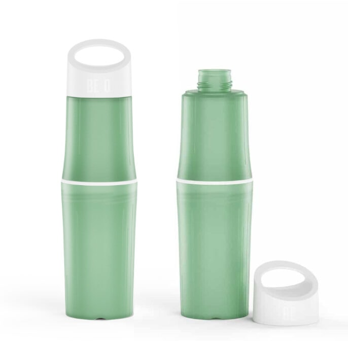 Be O Bottle Jade Green 500ml