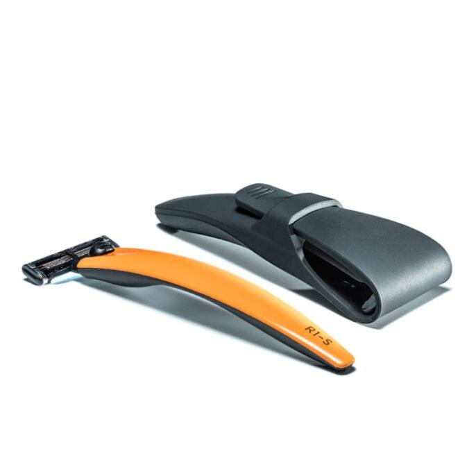 Bolin Webb R1-S Signal Orange scheerset