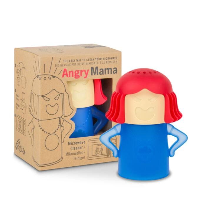 Brainstream Angry Mama Blauw - Rood