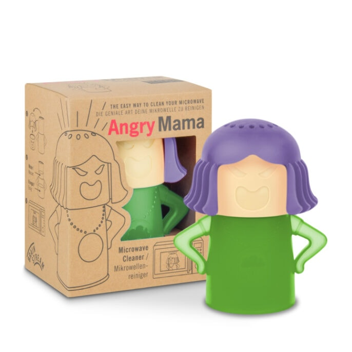 Brainstream Angry Mama Groen - Paars