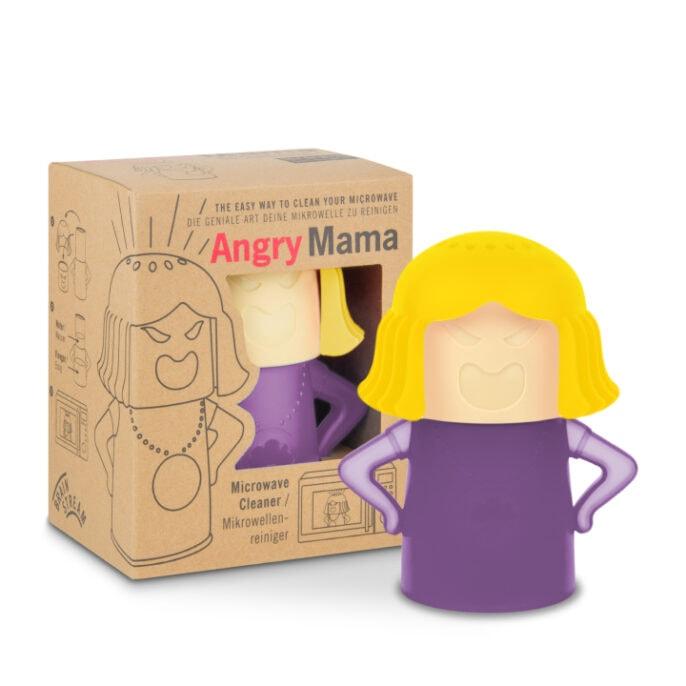 Brainstream Angry Mama Paars - Geel