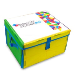 Magna-Tiles Opbergbox + Speelmat
