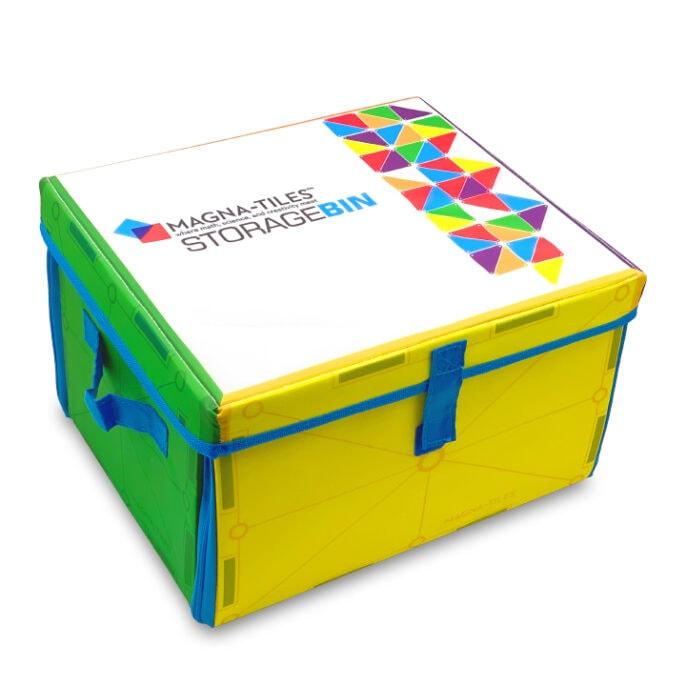 Magna-Tiles Opbergbox + Speelmat