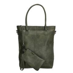 Zebra Trends Natural Bag Damestas Kartel Army