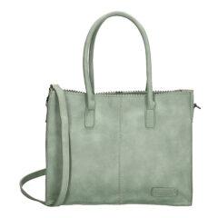 Zebra Trends Natural Bag Damestas Kartel Lisa Mint