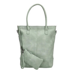 Zebra Trends Natural Bag Damestas Kartel Mint